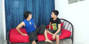 Asian Twinks Gilbert And Vahn Bareback