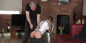 Handicap Man Blowjob Tube But After All That Beating Th