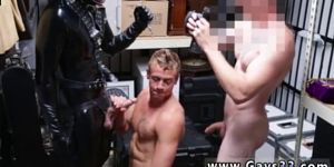 Straight Guy Wasted Gay Dungeon Tormentor With A Gimp