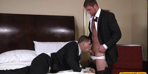Best Bud Roman Sucks And Fucks Connor In The Ass