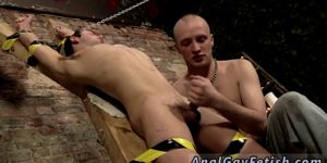 Gay Boy Bondage Nudity First Time New Victim Dude Ethan