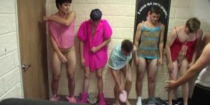 Student Group Analy Hazed Sissy Style