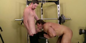 Zeb Atlas And Andrew Stark Suck Cock