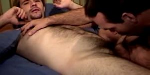Hairy Straight Mature Bears Sucking Dick