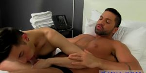 Nude Men Injured Dominic Gets Some Much Needed Assistan