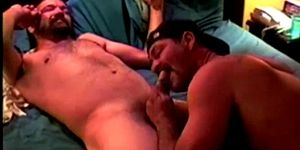 Hairy Straight Ex Convict Getting Ass Ravaged