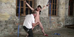 Clips About Young Gay Twinks Sean Mckenzie Is Trussed U