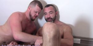 Newbie Bear Jizz Soaked