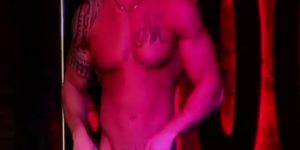Cedric - Nude Canadian Male Strippers- Hot!