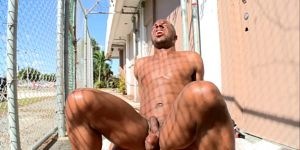 Hot Interracial Hunk Sex