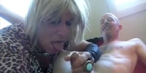 2 Mature Cd #039;s Getting Fucked