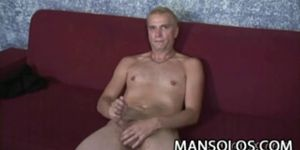 Horny Stud Mike Williams Showing His Cock On Camera