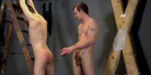 Bondage Clubs Gay Boy This Youngster Knows How To Claim