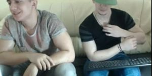 Moldova, 2 Handsome Bi Boys Cum, Have Fun, Hot Big Asse