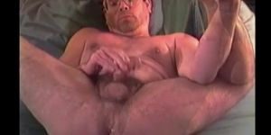 Mature Amateur Rodney Jacking Off