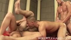 Wrestlehard Ultimate Tag Team Gay Wrestling