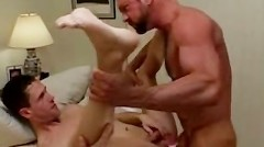 Playtime With Sugar Daddy Gay Porn Gays Gay Cumshots Swallow Stud Hunk
