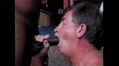 Mikeysucksit Sucking First Black Cock And Taking Cum