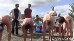 Group Nude Gay Males Well These Dudes Seem To Know The Reaction To That