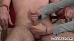 Bondage Males Jonny Gets His Dick Worked