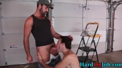 Chris And Dodger In Hardocre Gay Cock Part5