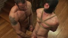 New York Boy Gets Bound