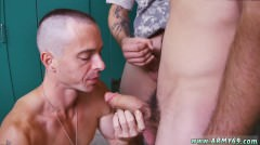Latin Nude Military Gay Porn First Time Good Anal Training