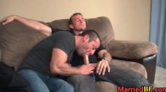 Bear Heterosexual Buddy Gets His Pooper Pounded Part4