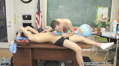 Biology Study Buddies Get Naughty