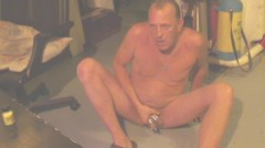 Shaved Poppers Gay Sniff 2