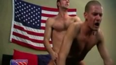 Straight Firefighter Mikey Fucks Gay Lifeguard Justin.