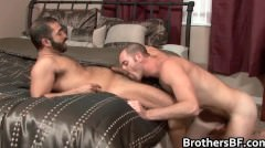 Brothers Hot Boyfriend Gets Cock Sucked Part5