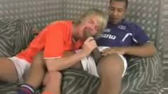 Interracial Dutch Boys Fuck