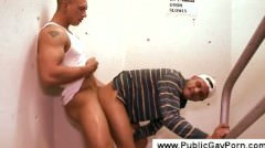 Gay Boys Trying Some Anal In Public