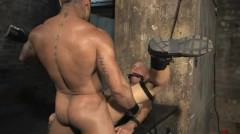 Slave`s First Lesson In Cock