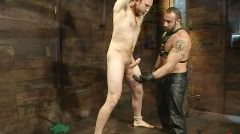 Filling Up A Gay Cock Whore