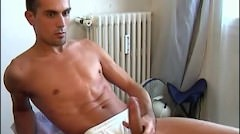 Hey, I Now I`m Very Sexy And I Have A Huge Cock But Don`t Wank My Cock!!
