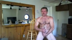 Mike Muters Shows Dildo Fucking For The World To See And Enjoy