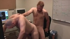 Office Boys 2 - Scene 4 - Pig Daddy Productions