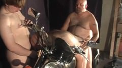 Cycle Fuck - Scene 1 - Pig Daddy Productions