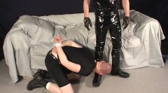 Serving Daddy - Scene 1 - Pig Daddy Productions