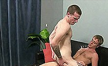 Kyle Harley Loves To Ride Anthony His Big Dick