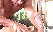 Amateur Straighty Turns For Masseuse