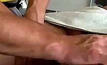 Hunky Straight Guy Amateur