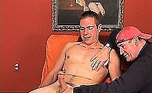 Str8 Ex Military Dude Is A Big Blue Eyed Country Boy Who Works On Horse Farms Moans While I Blow Him
