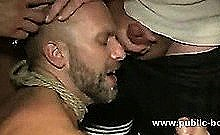 Hairy Gay Ass Fucked Deep In Public Sex Orgy With Nasty Deepthroat Sex And Spanking With Hard Cocks