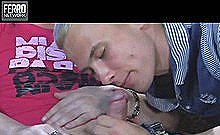 Gabriel Silvester Nasty Gay Straight Movie