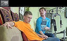 Connor Silvester Awesome Gay Straight Video