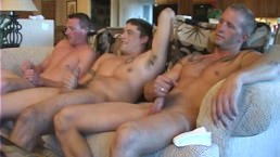 Straight Guys Circle Jerk