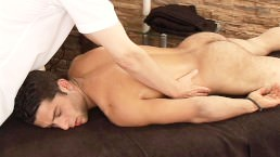 Adrian Kallas Massaged, Stroked And Penetrated